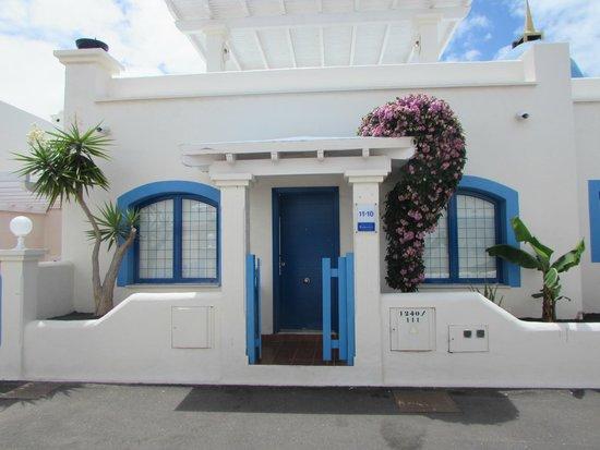 Bahiazul Villas & Club : Front of our villa