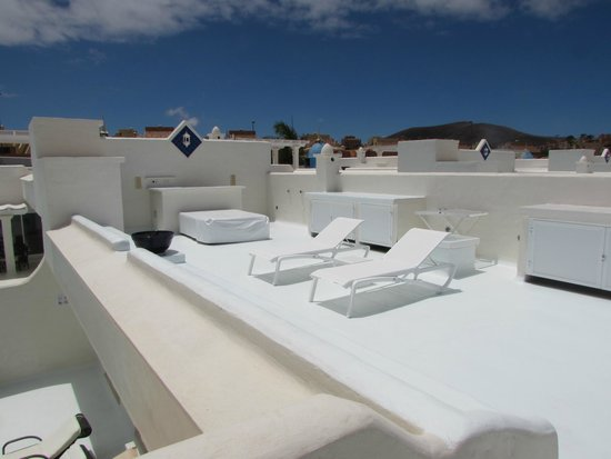 Bahiazul Villas & Club: Roof terrace