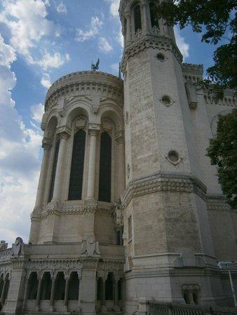 Basilique Notre Dame de Fourviere: Basílica