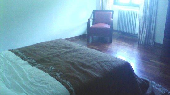 Campo Imperatore: camera da letto mussolini