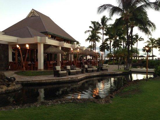 Sheraton Maui Resort & Spa: Vista ristorante