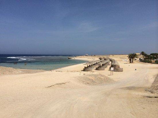 Concorde Moreen Beach Resort & Spa Marsa Alam : Spiaggia