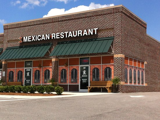 Outside View Picture Of El Burrito Mexican Restaurant Sanford