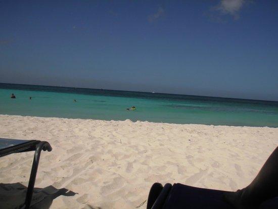 Tamarijn Aruba All Inclusive: Praia