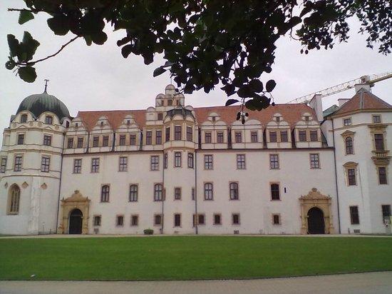 Schloss Celle: Масштабно