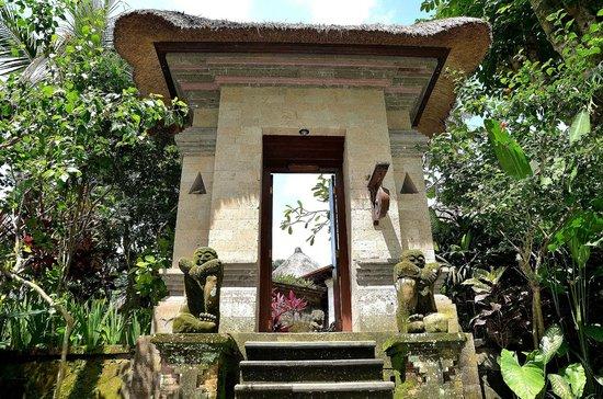 Arma Museum & Resort: Entrée Suite Villa