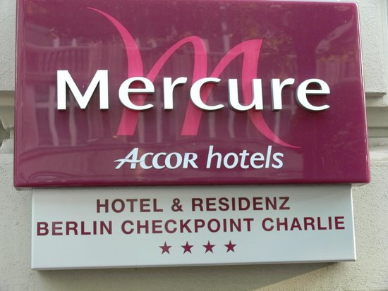 Mercure Hotel & Residenz Berlin Checkpoint Charlie: MERCURE