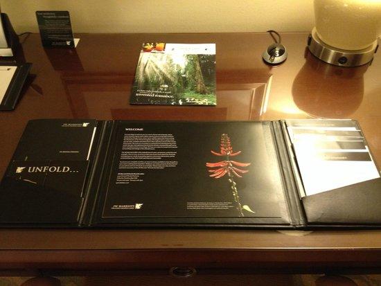 JW Marriott Orlando, Grande Lakes : Lake View King Room