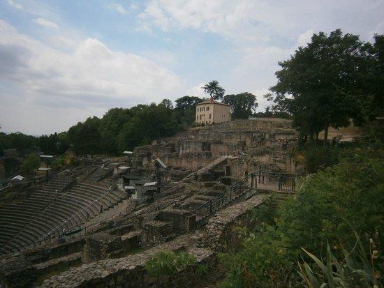 Théâtres Romains de Fourvière : Teatro