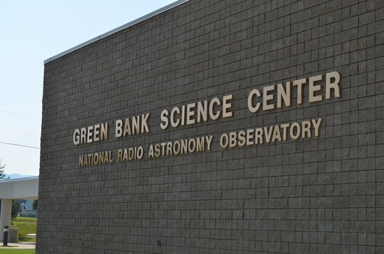 Green Bank Observatory: main building