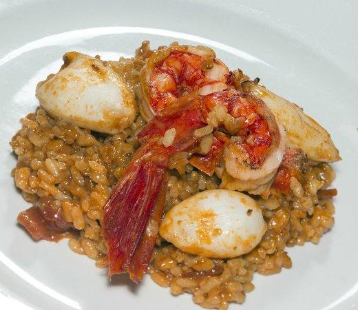 Restaurant GloriaMar: Arroz seco de marisco