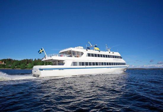 Stromma - Cinderellabåtarna