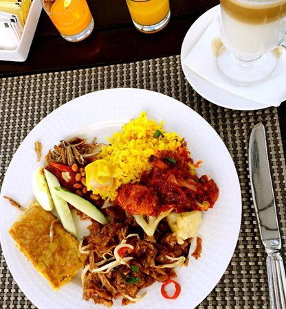The Danna Langkawi: Breakfast