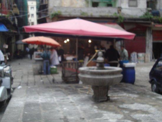 La Vucciria: Vucciria - piazza Caracciolo