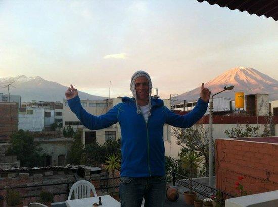 La Casa de Ana-Peru : The Misti