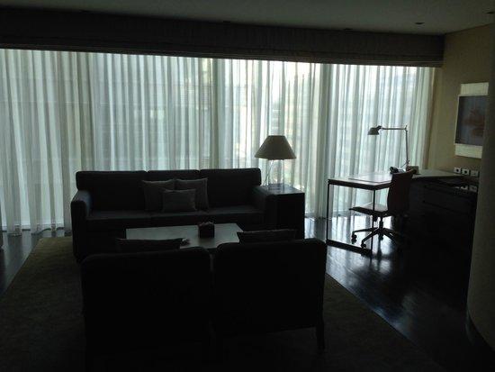 Four Seasons Hotel Tokyo at Marunouchi : Decor