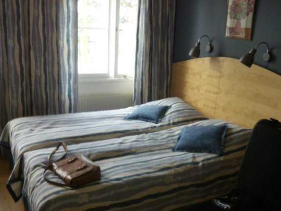 Forest Hotel: chambre