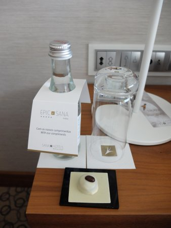 EPIC SANA Lisboa Hotel: Gift