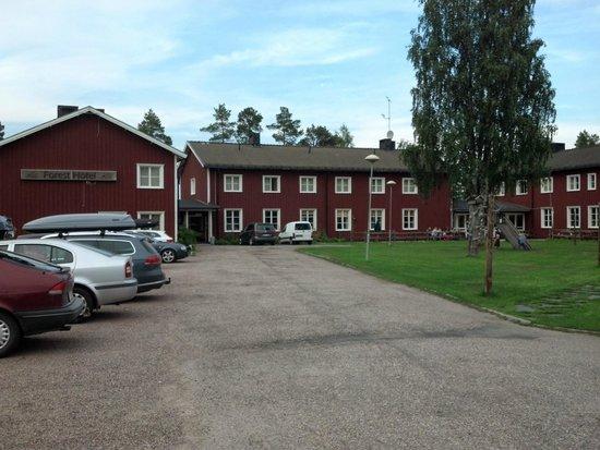 Forest Hotel: Hôtel
