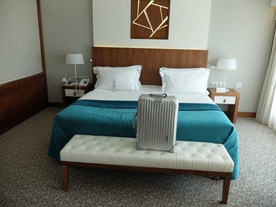 EPIC SANA Lisboa Hotel: Chambre