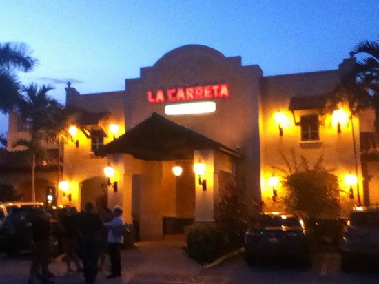La Caretta : Front Entrance