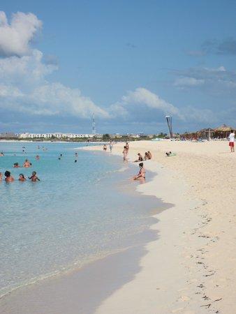 Sol Cayo Santa Maria : beach
