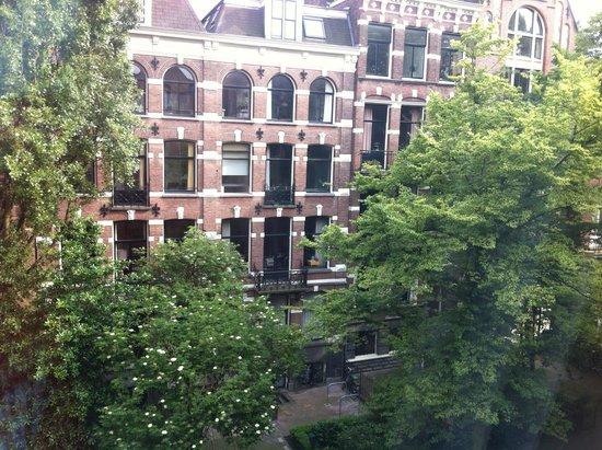 Alexander Hotel: Vista desde la habitación