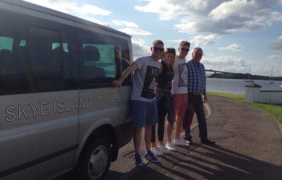 Skye Island Tours Day Tours: Belladrum bound