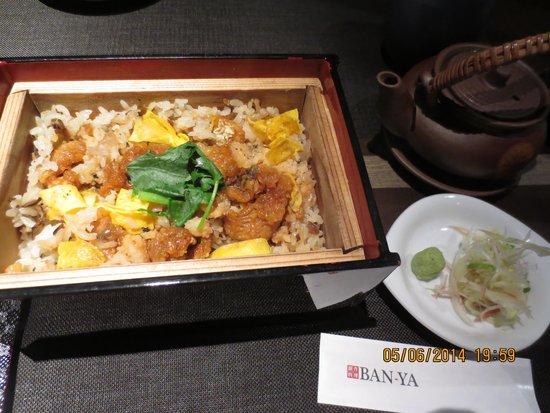 Seikai : dinner at Banya
