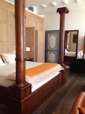 Palazzo Seneca: La suite