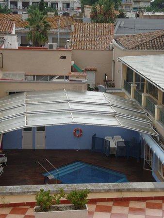 Hotel Spa La Terrassa : Vista desde la terraza