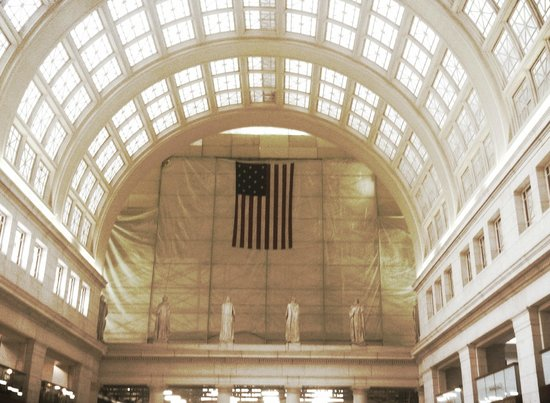 Photo of Monument / Landmark Union Station at 50 Massachusetts Ave. Ne, Washington DC, DC 20002, United States