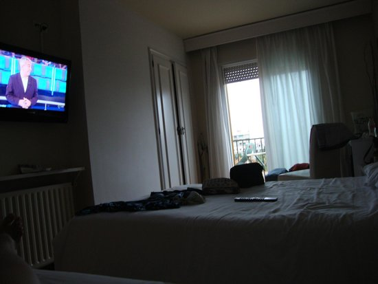 Hotel Spa La Terrassa: Habitación Triple