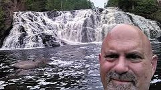 Potato River Falls: Potato Falls 2