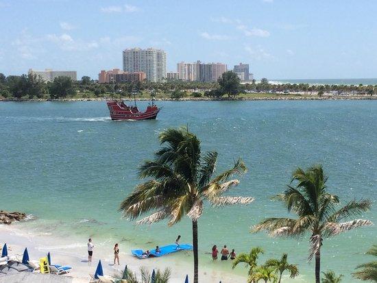 Shephard's Beach Resort: Oceanview