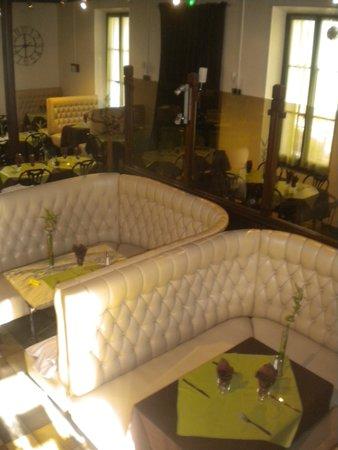 Restaurant le Tilt: le restaurant