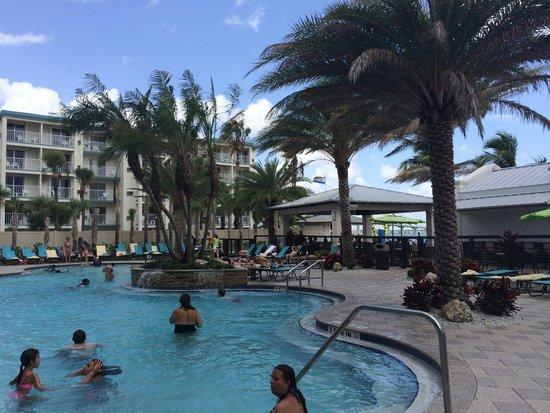 Shephard's Beach Resort: Piscina albergo
