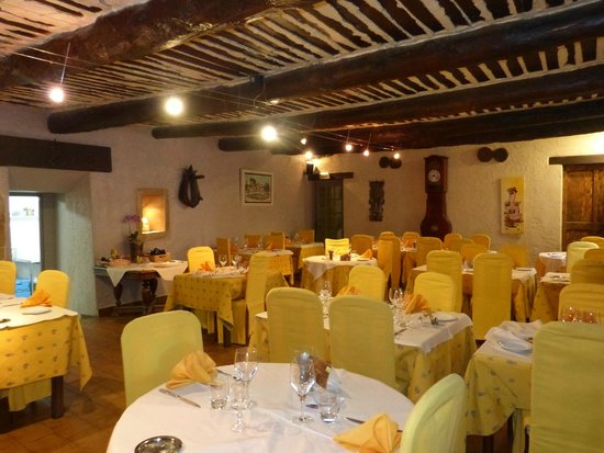 Civet de gibier picture of restaurant domaine de - Meilleurs restaurants salon de provence ...