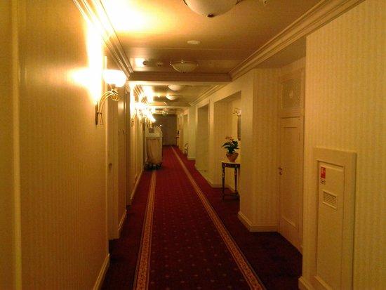 Radisson Royal Hotel Moscow: Коридор