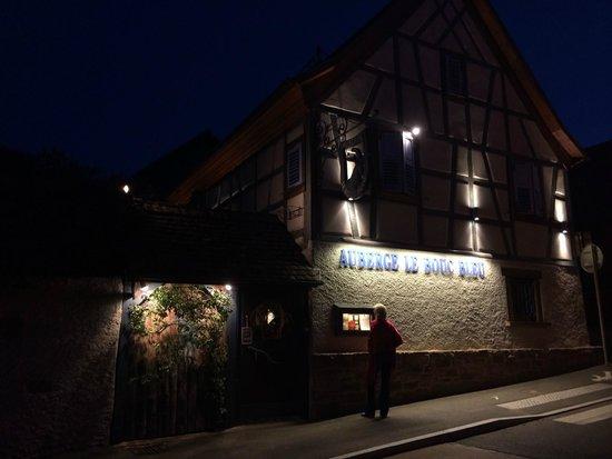 Auberge Le Bouc Bleu: Auberge