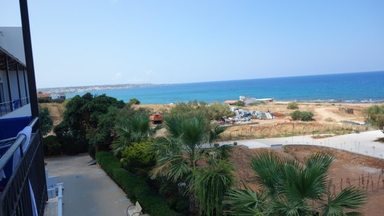 Arminda Hotel and SPA : view from hotel room