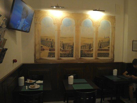 Hotel Santa Croce : Área do café da manhã