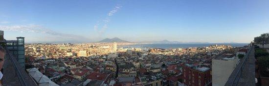 Hotel San Francesco al Monte: La superbe vue depuis la terrasse