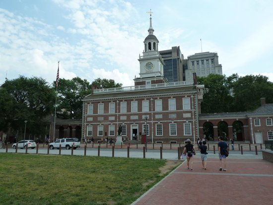 Independence National Historical Park: Independence Hall