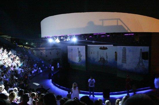 Club Calimera Serra Palace: Amfiteatr