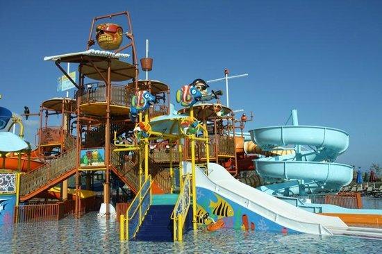 Kizilot, Turcja: Nowy aquapark