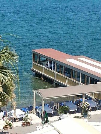 Akti Olous Hotel: Restaurant
