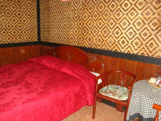 Lava View Lodge: dras humides
