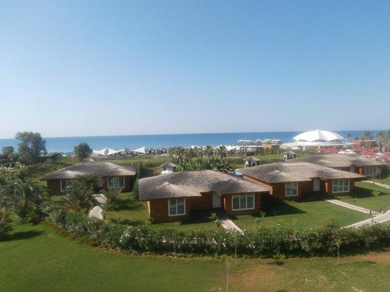 Hotel Riu Kaya Belek: Views amazing