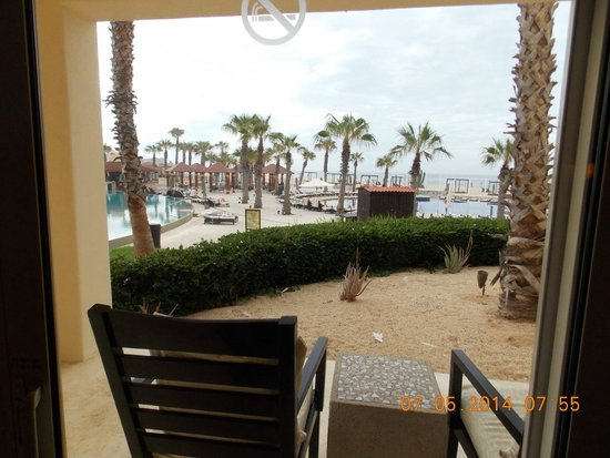 Pueblo Bonito Pacifica Golf & Spa Resort : View from the room